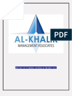 Al-Khalik Management Associates
