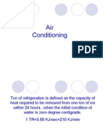 Air Conditioning Basics