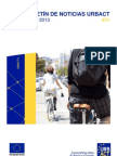 Innovación social + Movilidad + Rehabilitación de superficies comerciales   Boletín URBACT marzo 2013