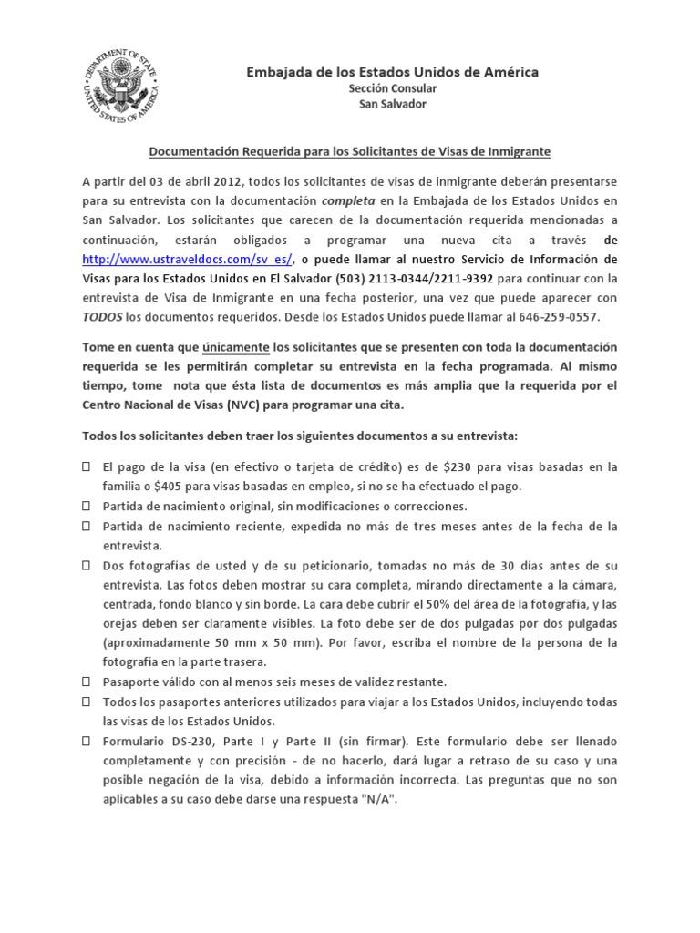 Revised IV Spanish 2 Docs Final 29aug