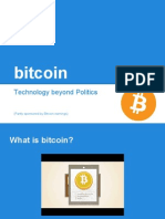 Bitcoin - Technology Beyond Politics