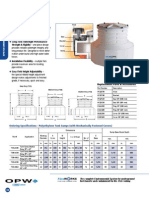 Download the Polyethylene Tank Sump Catalog Page