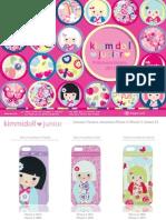 Catálogo Kimmidoll Junior Primavera-Verano 2013