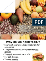 Pure Bio Chp 4 Nutrients