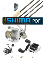 Shimano Catalog 2012