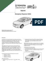 Hybrid Camry Erg
