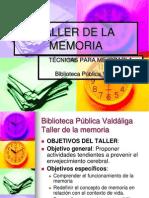 Taller de La Memoria1