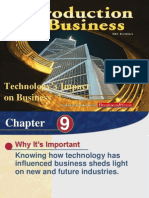 Chapter 9 Technology Impact on Business