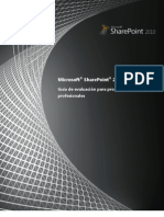 SharePoint 2010 Developer Evaluation Guide