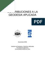 Geodesia Aplicada