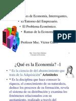 Conceptos Introductorios de  Economía (2)