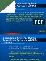 Protocolo Unespa Apcas Publicar