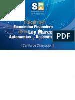 Regimen Economico Financiero de La Ley Marco de Autonomias