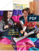 Speech & Language Therapy in Practice, Spring 2011