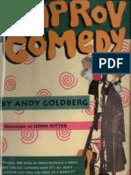 Andy Goldberg - Improv Comedy