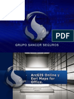 Presentacion ArcGIS Online