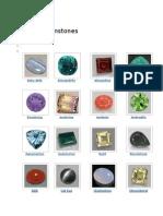 Semua Gemstones