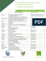 Programa 2 Festival