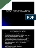 Food Preservation [Compatibility Mode]