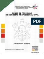 CURSO DE FORMAÇÃO DE BOMBEIROS