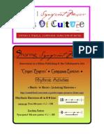 Cirques' Progress - Days of Culture • Rhythmic Activities Pgs