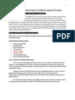 Csp Paper II