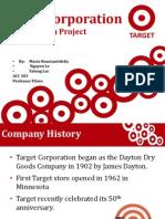 target presentation slides
