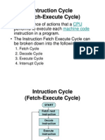 Instruction Cycle 2009