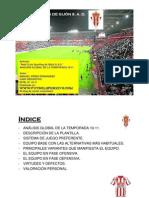 Analisis Sporting Gijon Futbolofesivopuntocom