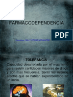 FARMACODEPENDENCIA.ppt