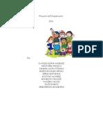 proyecto etno educación 2013