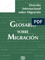 Glosario de Migracion
