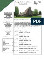 Digest 04-15-13