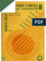 Granados Manuel - Manual Didactico de La Guitarra Flamenca - Vol 1