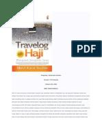 Ulasan Buku Travelog Haji