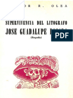 Olea, Hector R. - Supervivencia Del Litografo Jose Guadalupe Posada