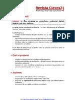 Claves21-Resumen Institucional