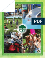 Huntley Park District Summer 2013 Brochure