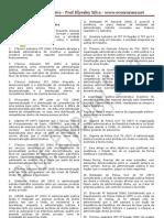 Exercicios de Administracao Publica CESPe