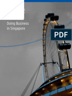 Doing Business in Singapore Guide 2011