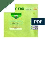 Easy Tax 2012-13