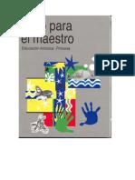 EXPRESIÓN CORPORAL DANZA,LIBRO PARA EL MAESTRO