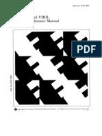 Manual Usuario VHDL87