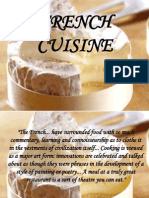 French Cuisines