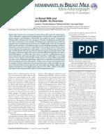 Chemicals n breast milk.pdf