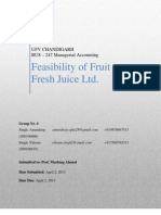 Fresh Fruit Juice Ltd