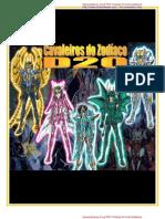 Cavaleiros do Zodíaco - A Classe - D20