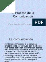 El Proceso de La Comunicacion