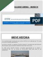 ETFE (Politetraflouroetileno)