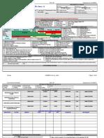 Análise Preliminar de Risco – APR (recomendado)